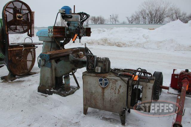 February Online Auction In West Fargo North Dakota By
